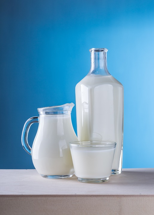 молоко при стоматите